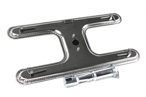 ASB Stainless Steel Burner with V7 Venturi