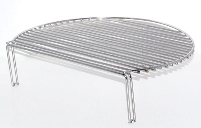 Elevated Second Cooking Grid