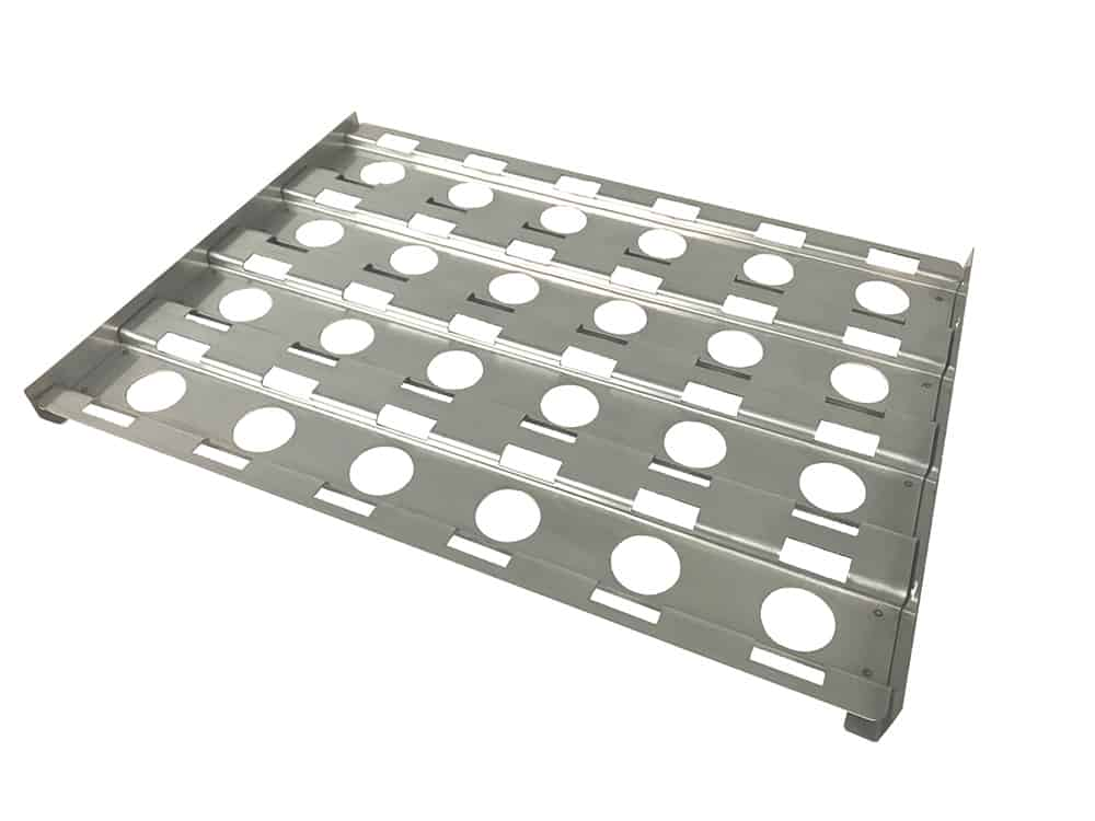 ALFBT1 Stainless Steel Briquette Tray
