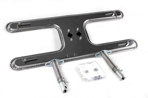 DLBC7 Stainless Steel Dual Burner