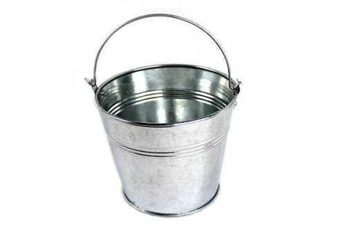 SDGB Tray Valve Galvanized Bucket