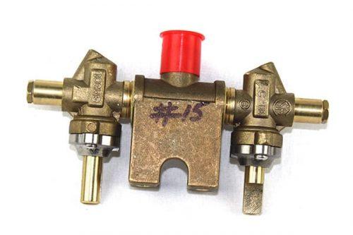 VLV15B 2 Brass Valves