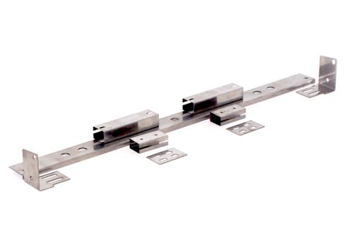 CBBR4 Stainless Steel Burner Rail