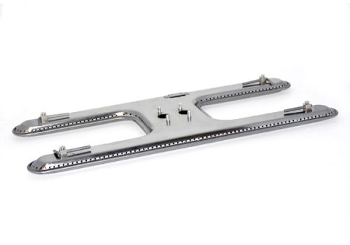 DSB Deluxe Stainless Steel Dual Burner