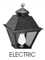 Electric Lamp Burner