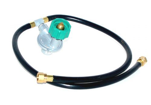 HR-5B Regulator & Two Hoses