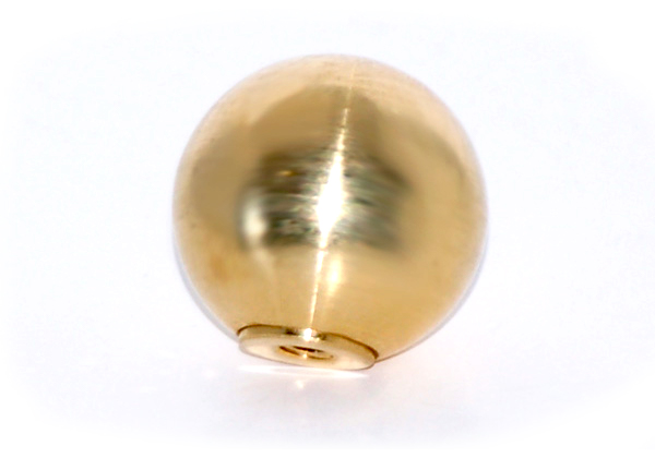 LBF Solid Brass Ball Finial