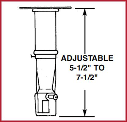 Single Venturi - Adjustable