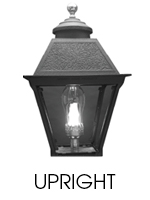 Upright Lamp Burner