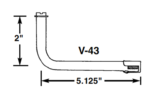 V43-B Single Venturi