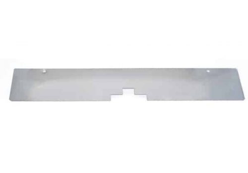 GGDEF Stainless Steel Heat Deflector Shield