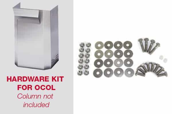 GGKIT7 Hardware Kit for MHP OCOL column