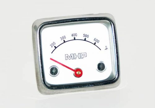 GGTG3 Rectangular Temperature Gauge