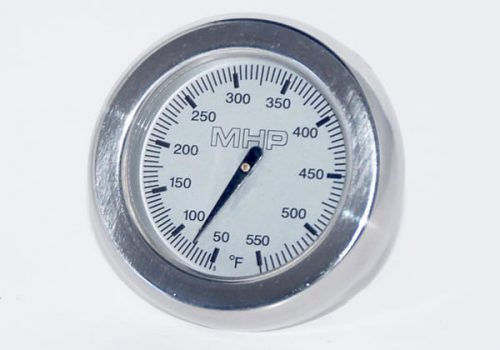 GGTG4 Round Temperature Gauge
