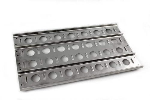 LYNXHP2 Stainless Steel Briquette Tray