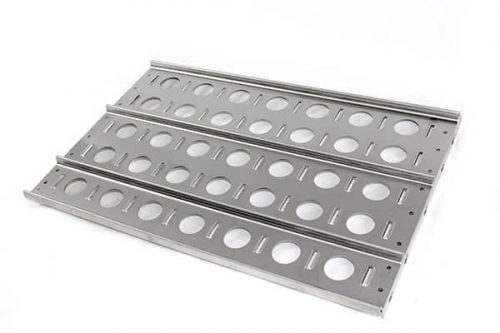 LYNXHP3 Stainless Steel Briquette Tray