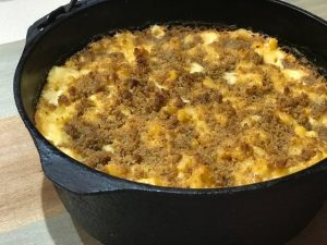 Smoked Mac & Cheese