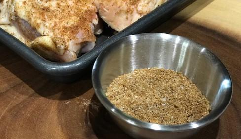 Swwt Rub for Grilled Chicken or Pork