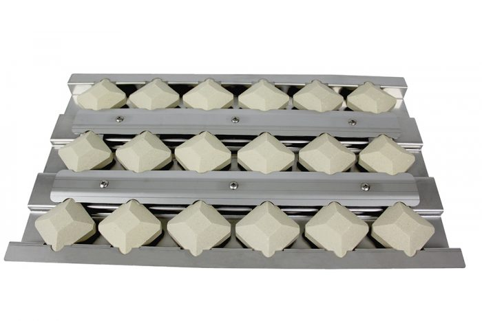 ALFBT3 Stainless Steel Briquette Tray