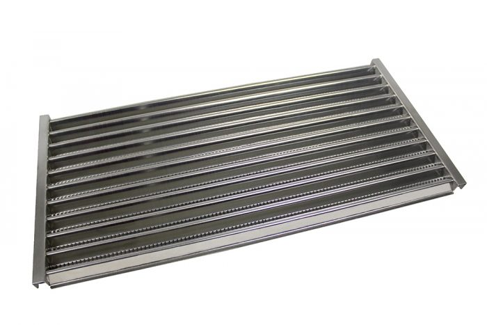 CG111SS STAINLESS STEEL EMITTER TRAY