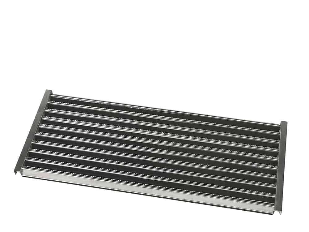 CG113SS STAMPED STAINLESS STEEL EMITTER TRAY