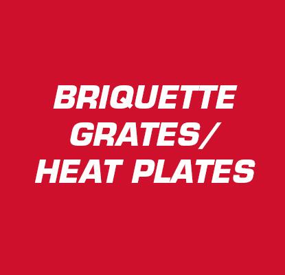 Phoenix Brand Briquette Grates/Heat Plates