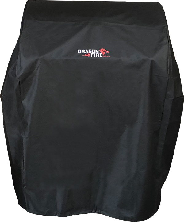 Dragon FIre Cart Model Grill Cover
